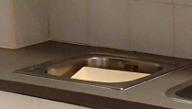 Salle de stérilisation - Cuve de décontamination